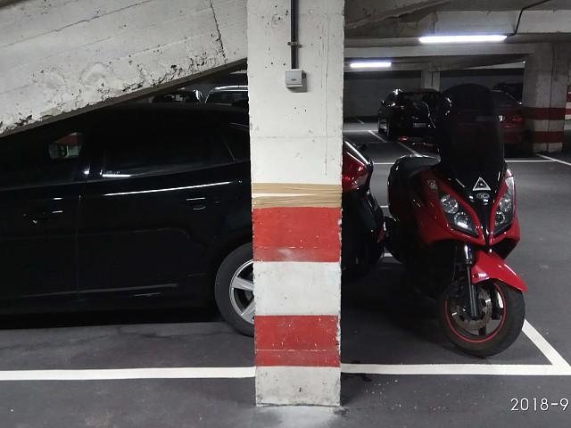 2009 KYMCO Super Dink moto en alquiler (3)