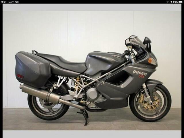 2003 Ducati ST 4 motor te huur (1)