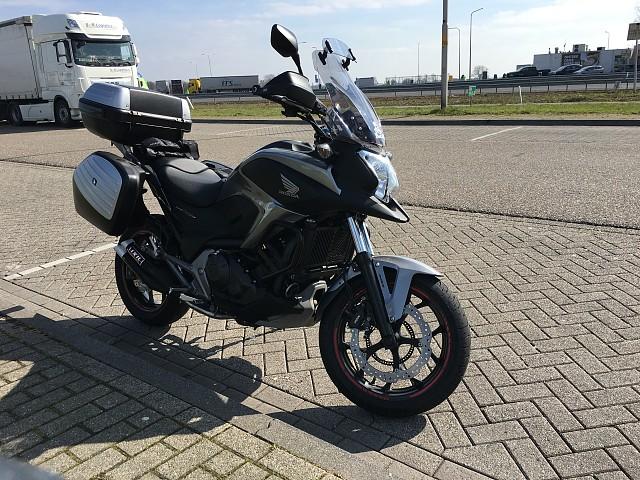 2014 Honda NC 750 X motor te huur (3)