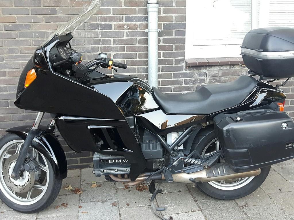 BMW K 75 RT motor #1