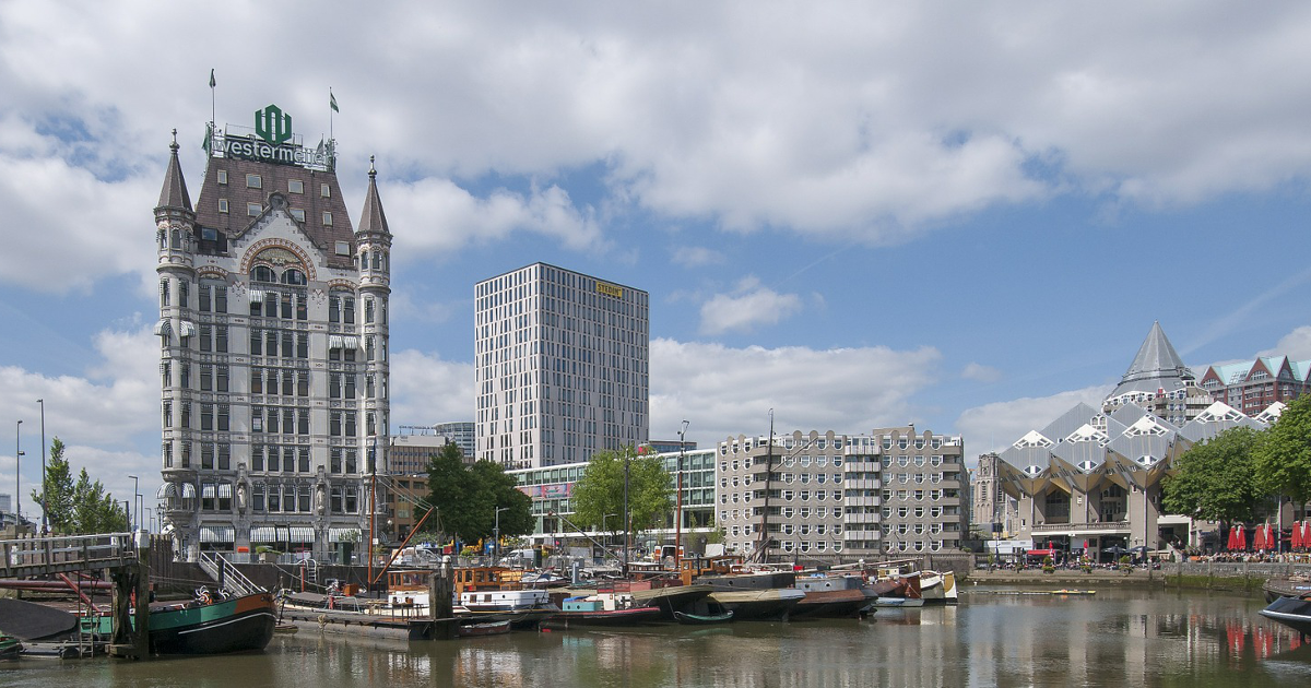 Rotterdam Oudehaven Motor