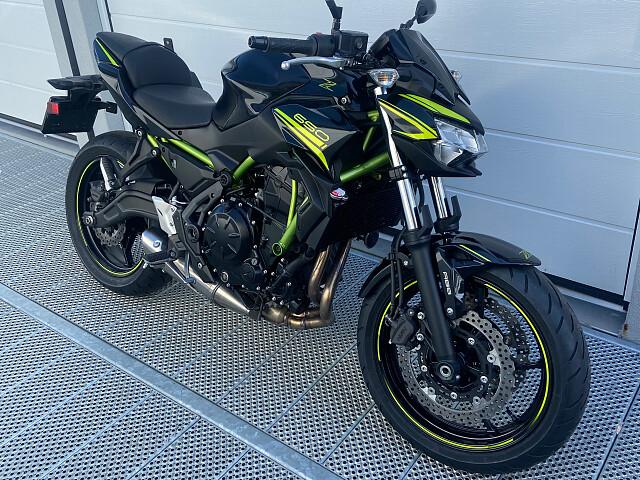 2020 Kawasaki Z650 A2 motor te huur (2)