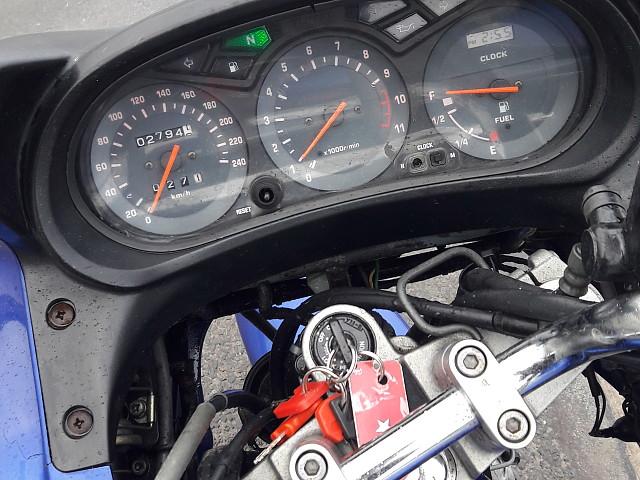 1998 YAMAHA XJ 900 motor te huur (4)