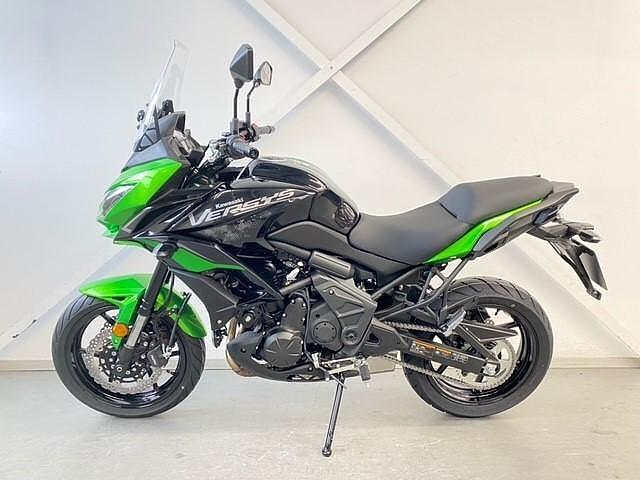 2021 Kawasaki Versys 650 motor te huur (2)
