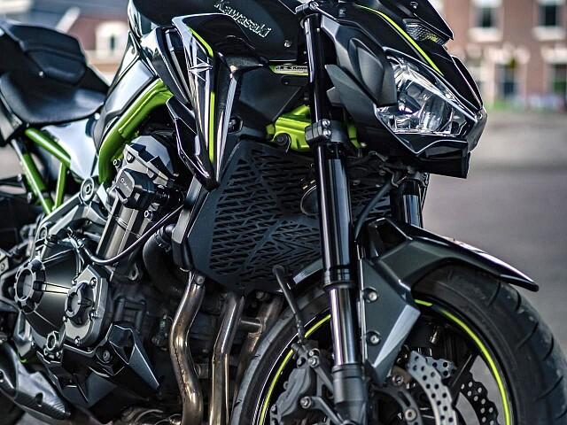 2018 Kawasaki Z900 motor te huur (3)